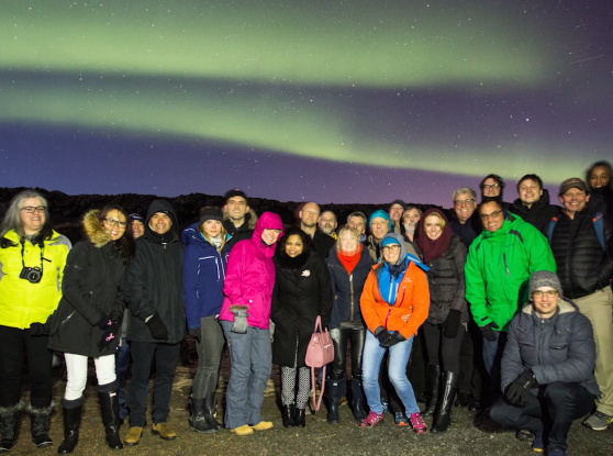 Insight IGNITE Roundtable in Iceland