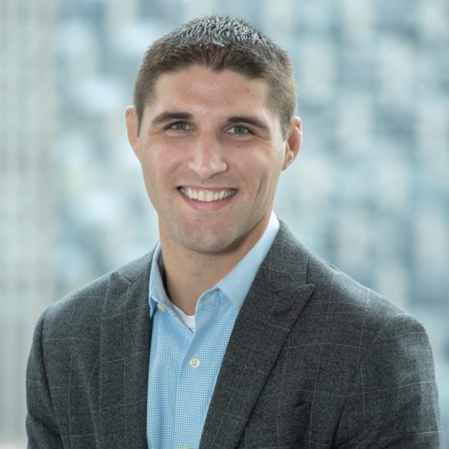 Jordan Nettuno, Business Intelligence & Technology Associate