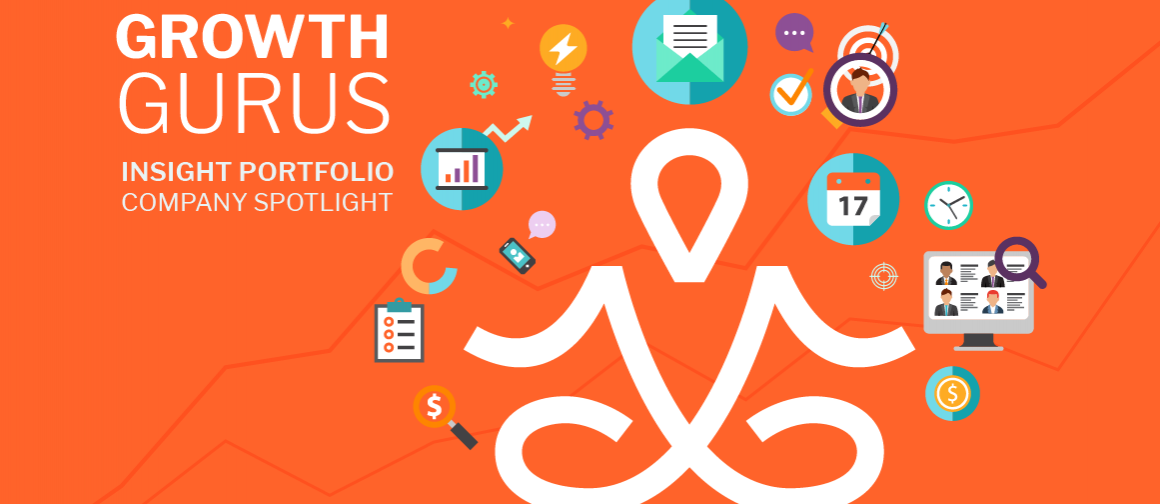 Growth Gurus Insight Portfolio Company Spotlight orange