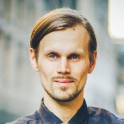 Tommi Forsstrom, SVP of Product Strategy at Produx Labs