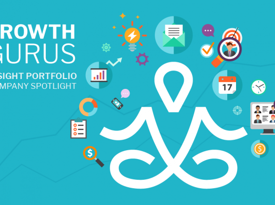 Growth Gurus Insight Portfolio Company Spotlight blue