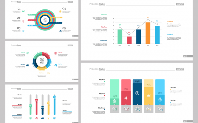 business data sheets